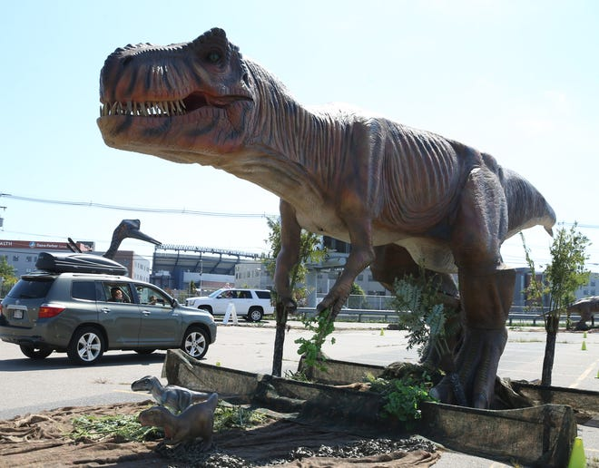 After welcoming millions of guests to sold-out events across the country, the Jurassic Quest Drive Thru returns to Foxborough for the second time this summer.