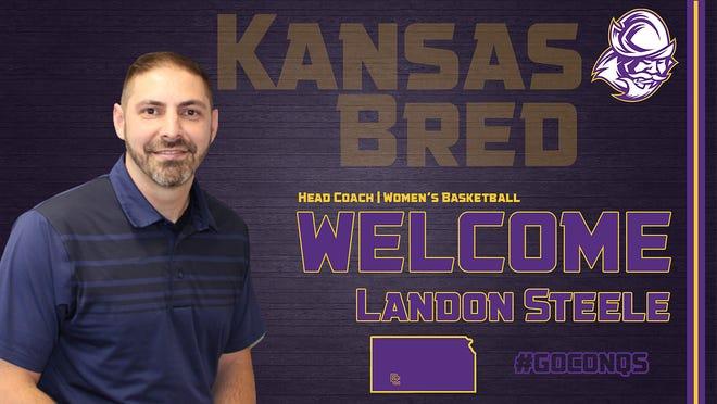 Landon Steele named DCCC women's basketball coach.
