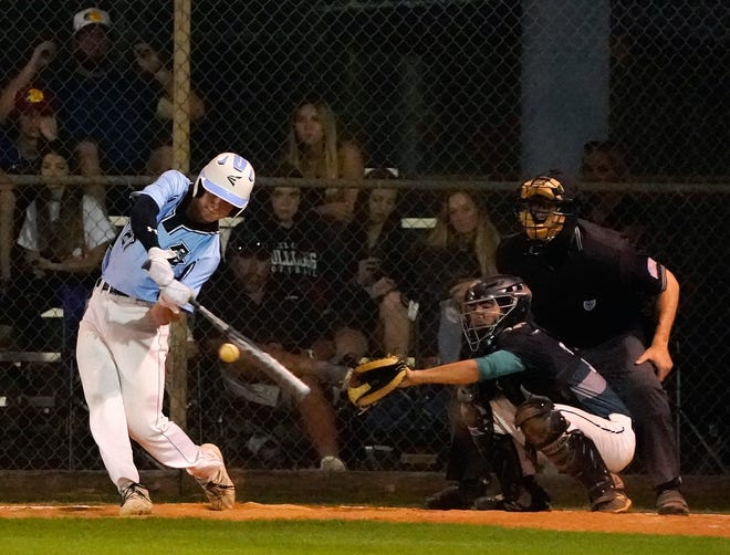 The Sharks are one step closer to the state semifinals.