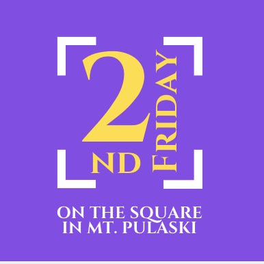 The Community Association of Mount Pulaski along with the City of Mount Pulaski has schedule the return of 2nd Friday on the Square. This year's dates are: May 14, June 11, July 9, Aug. 13 and Sept. 10 running from 5 to 10 p.m.