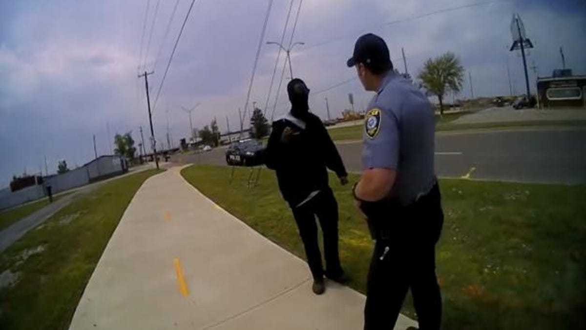 These YouTubers recorded a confrontation with OKC police. Now they are charged