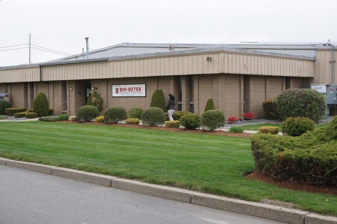ZOLL Medical, formerly known as Bio-Detek, on Narragansett Park Drive in Pawtucket.