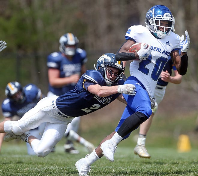 Cumberland running back Jo'el Baker is primed to have a big season out of the backfield for the Clippers.