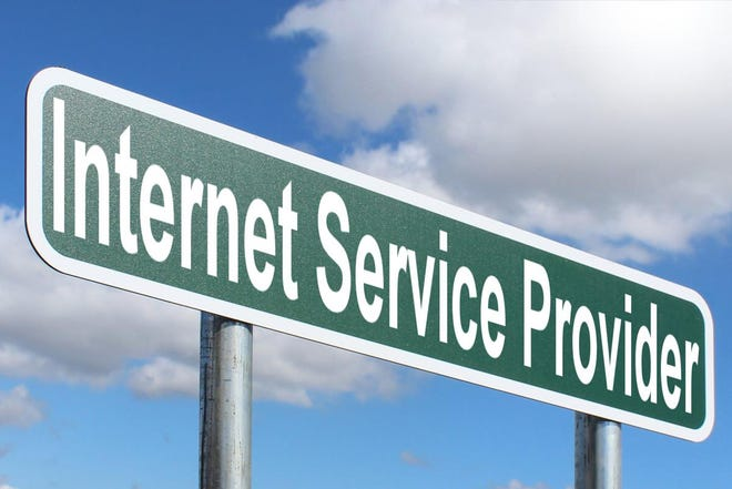 """New Bern Mayor Dana Outlaw, along with eight other mayors, has signed a letter sent to Eastern North Carolina legislators asking them to take """"aggressive steps"""" to bring better broadband service to the area. [PHOTO ILLUSTRATION]"""