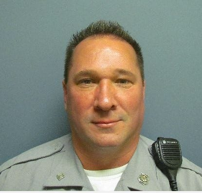 Delmar Police Officer Keith Heacook died following an assault in the line of duty April 25.