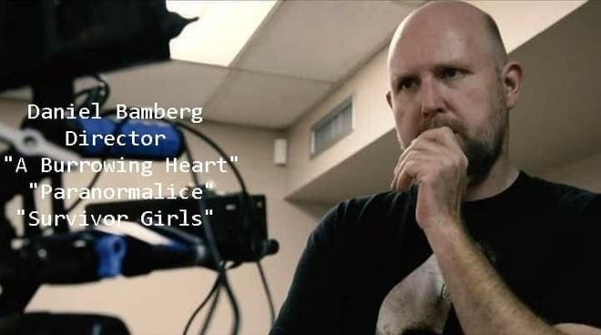 """Survivor Girls"" writer/director Daniel Bamberg"