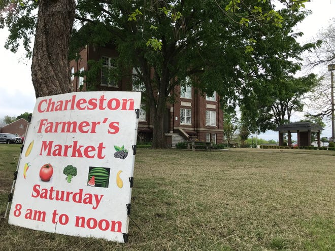 The Charleston Farmer's Market takes place the second and fourth Saturday of every month through October, making this Saturday, July 10 the next open market.