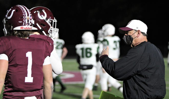 Owen High School athletic director Anthony Lee announced his decision to retire prior to a home win over Avery County High School.