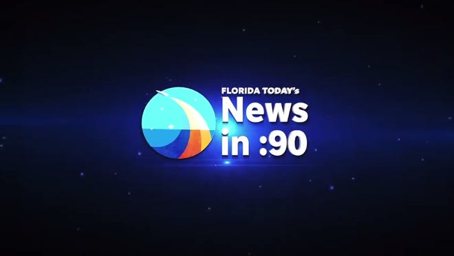 FLORIDA TODAY's Rob Landers brings you some of today's top stories on the News in 90 Seconds.