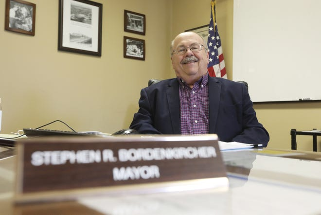 Stephen Bordenkircher is the mayor of West Lafayette. He has had a variety of careers, but loves to see his community thrive.