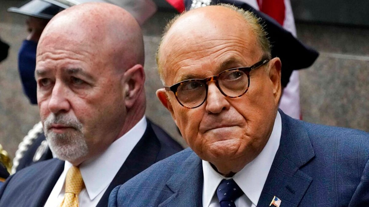 Giuliani probe includes look at move to oust ambassador 2