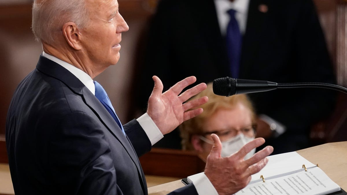 Key piece of Biden's $1.8T families plan expires after 2025 2