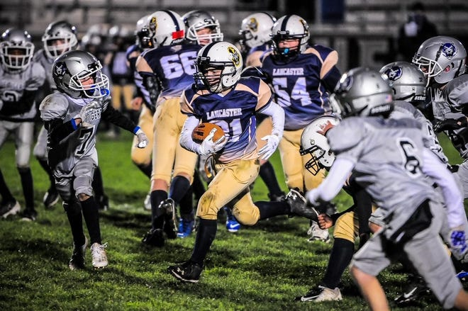 Lancaster Gales Youth Football will be under the direction of the Lancaster City Schools and the Lancaster high school football program.