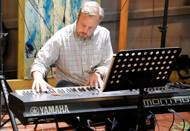 Pianist Sheldon Pickering will be one of the featured performers during the inaugural Animas River Jam Memorial Day weekend in Farmington.