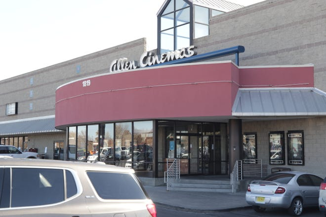 The Allen 8 cinema in Farmington plans to reopen after a 13-month closure on Friday, May 7.