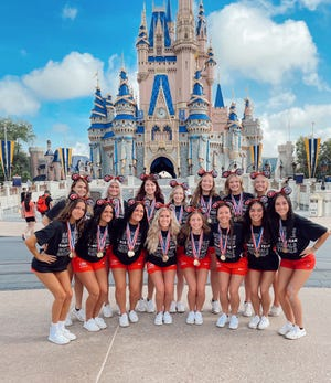 St. Cloud State brought home two titles at the Universal Dance Association National Championships this week in Orlando