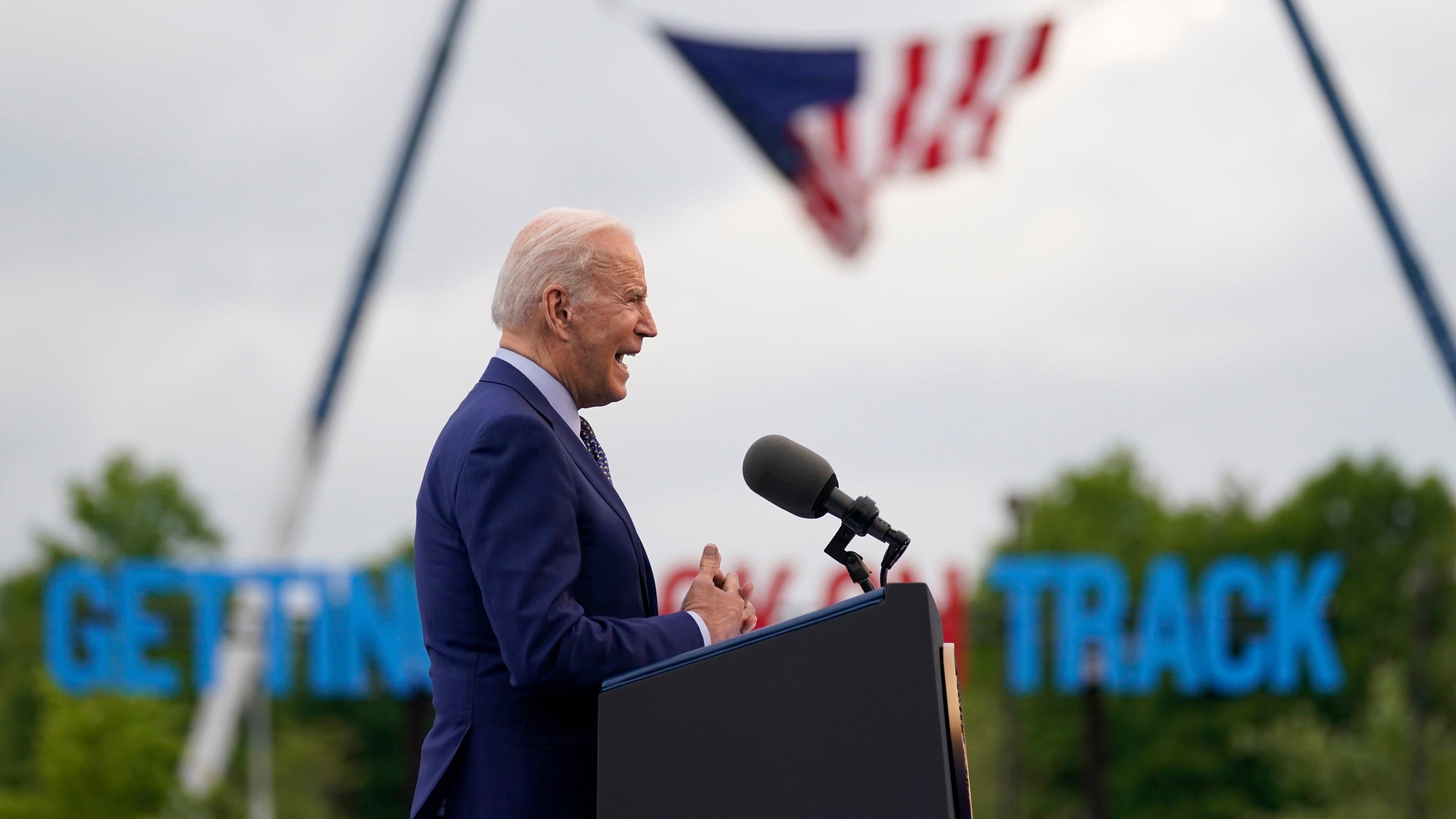 Reality bites: From Mideast to Congress, Biden's next hundred days are harder. Now what? - USA TODAY