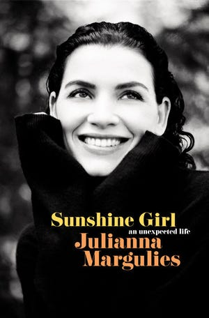 "Julianna Margulies' memoir ""Sunshine Girl"" covers everything from her upbringing to her disturbing experience working with Steven Seagal to her star turns on ""ER"" and ""The Good Wife."""