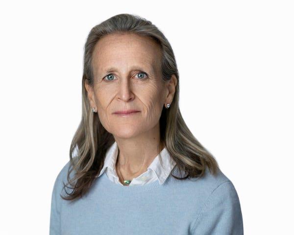 Yazar ve psikoterapist Nancy Collier.