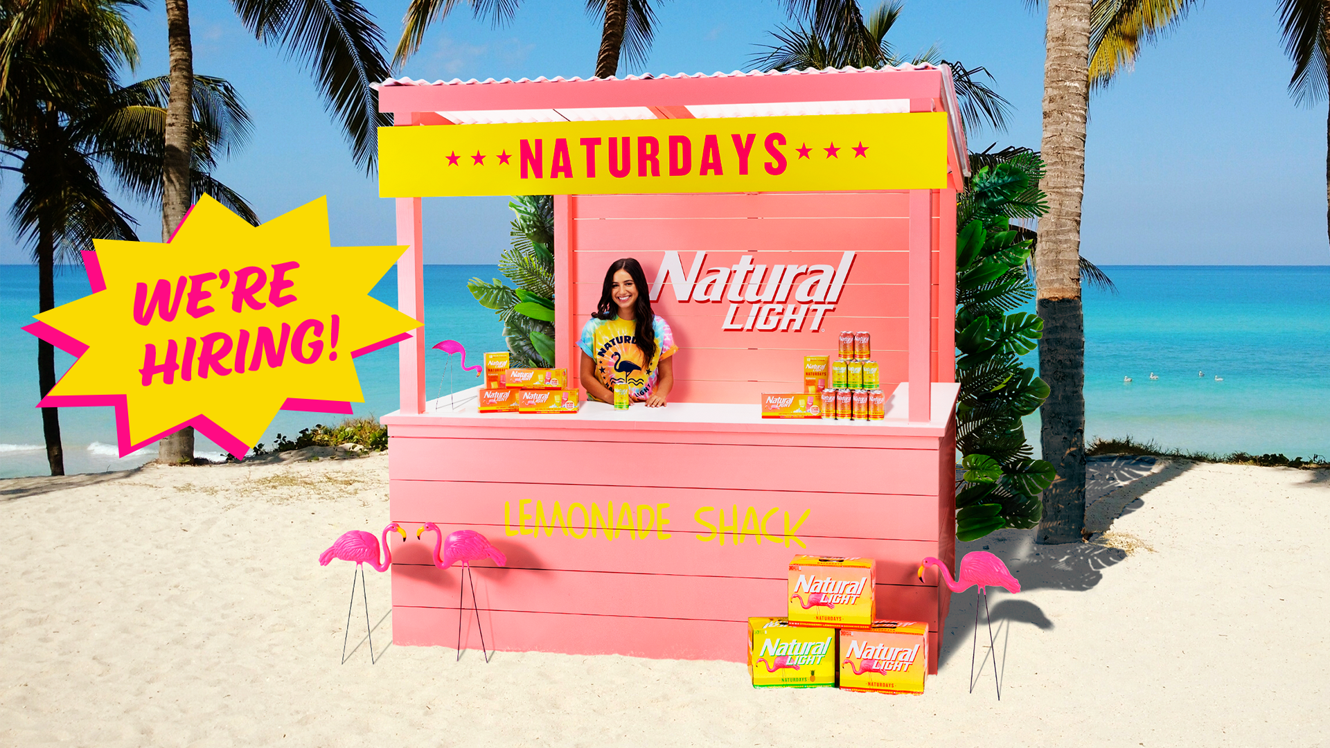 Strapped for cash? Natural Light is offering a bonus up to $25,000 for this gig