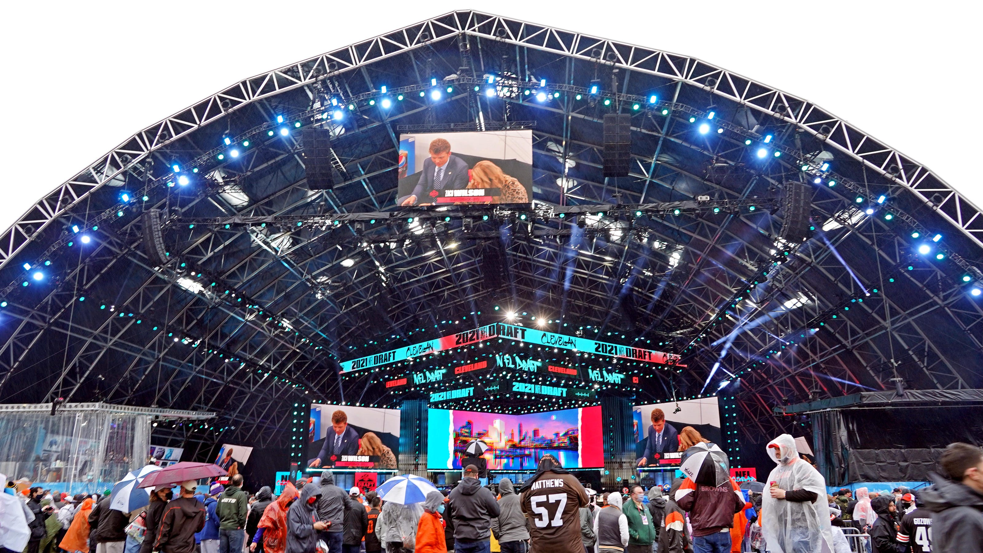 How to watch 2021 NFL Draft Rounds 4-7: Time, channel, schedule and more