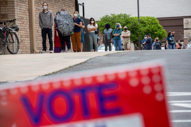 New restrictions have been added to a GOP elections bill by Republican leaders in the House and Senate.