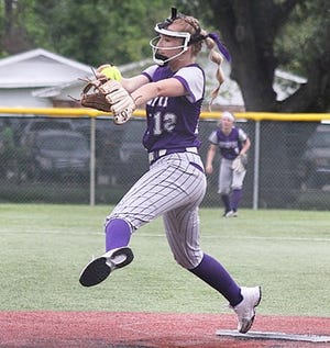 Rosepine senior Chloe Bennett had 16 strikeouts but it wasn't enough as the Lady Eagles fell to Doyle on Friday, 1-0.