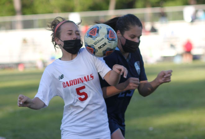 Jacksonville and Swansboro are two of six area girls' soccer teams that made the NCHSAA playoffs. [Chris Miller / The Daily News]