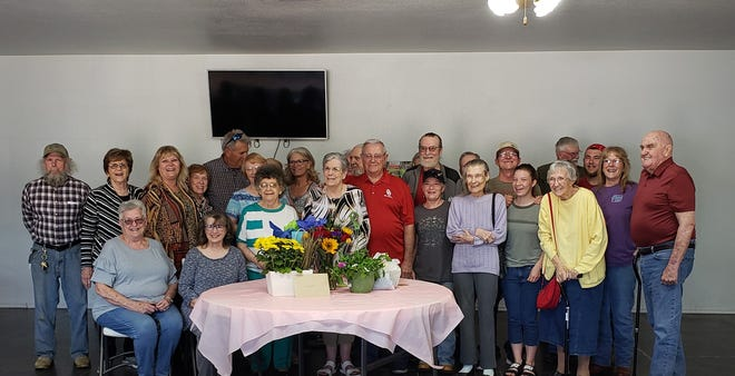 Retirement celebration held in Maud.