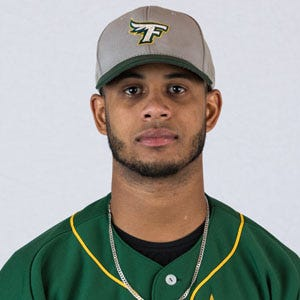 Johan Asencio of Clinton homered in each game, including a walk-off shot in the nightcap to power Fitchburg State past Worcester State in a baseball doubleheader.