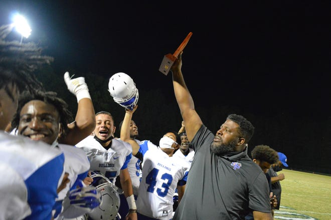 For the first time in program history, the St. Pauls High School football team will play for a state championship.