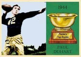 Paul Duhart card