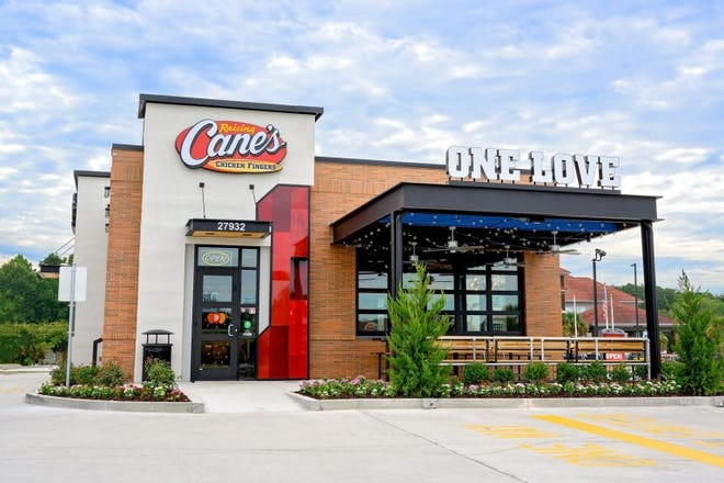 Raising Cane's Chicken Fingers, the popular quick-service restaurant, will open its first High Desert location in Barstow on Tuesday, May 4, 2021.