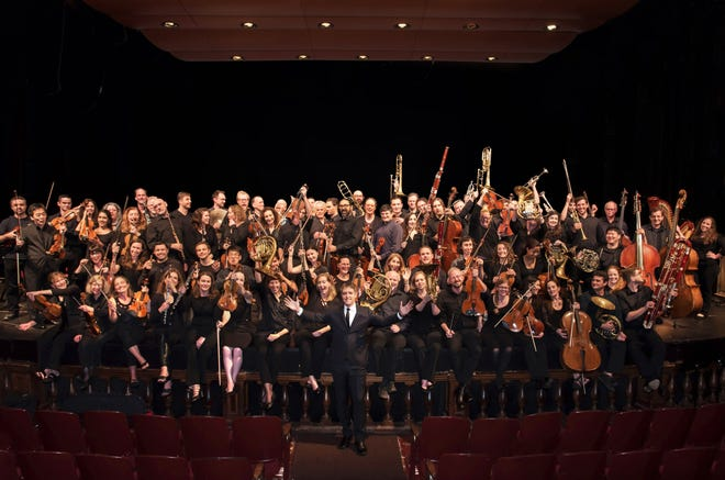 The New Bedford Symphony Orchestra has been selected to perform a virtual concert at the League of American Orchestra's national conference, which is also being held virtually, in June.