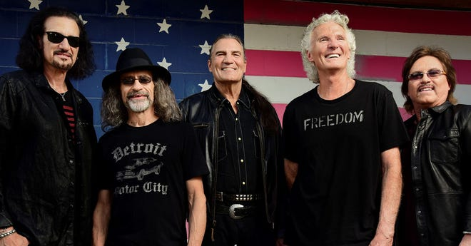 Grand Funk Railroad will perform Aug. 8 at Indian Ranch.