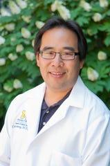 Dr. Carey Nien-Kai Lumeng, professor of pediatrics in the pediatric lung disease department at the University of Michigan's CS Mott Children's Hospital.