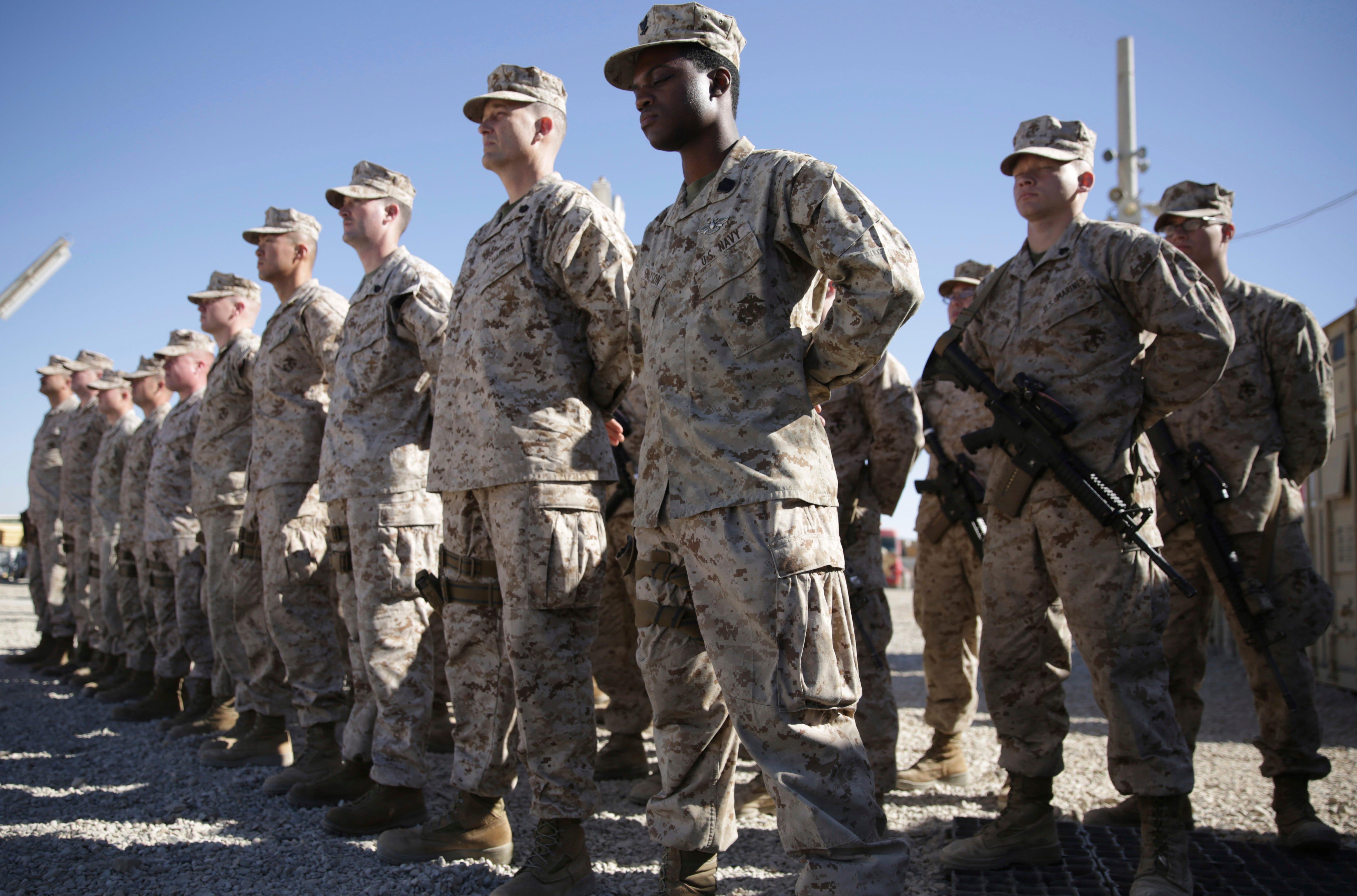 Final phase of ending America's war in Afghanistan begins 1
