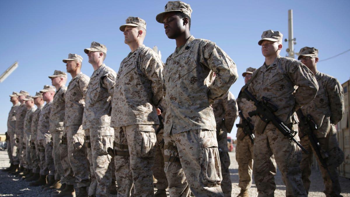 Final phase of ending America's war in Afghanistan begins 2