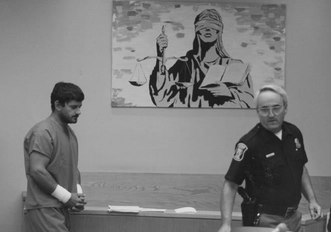 Kenneth Tranchida, saat itu berusia 42 tahun, dihukum karena membunuh Biggar, seorang mahasiswa Universitas Oakland berusia 23 tahun.