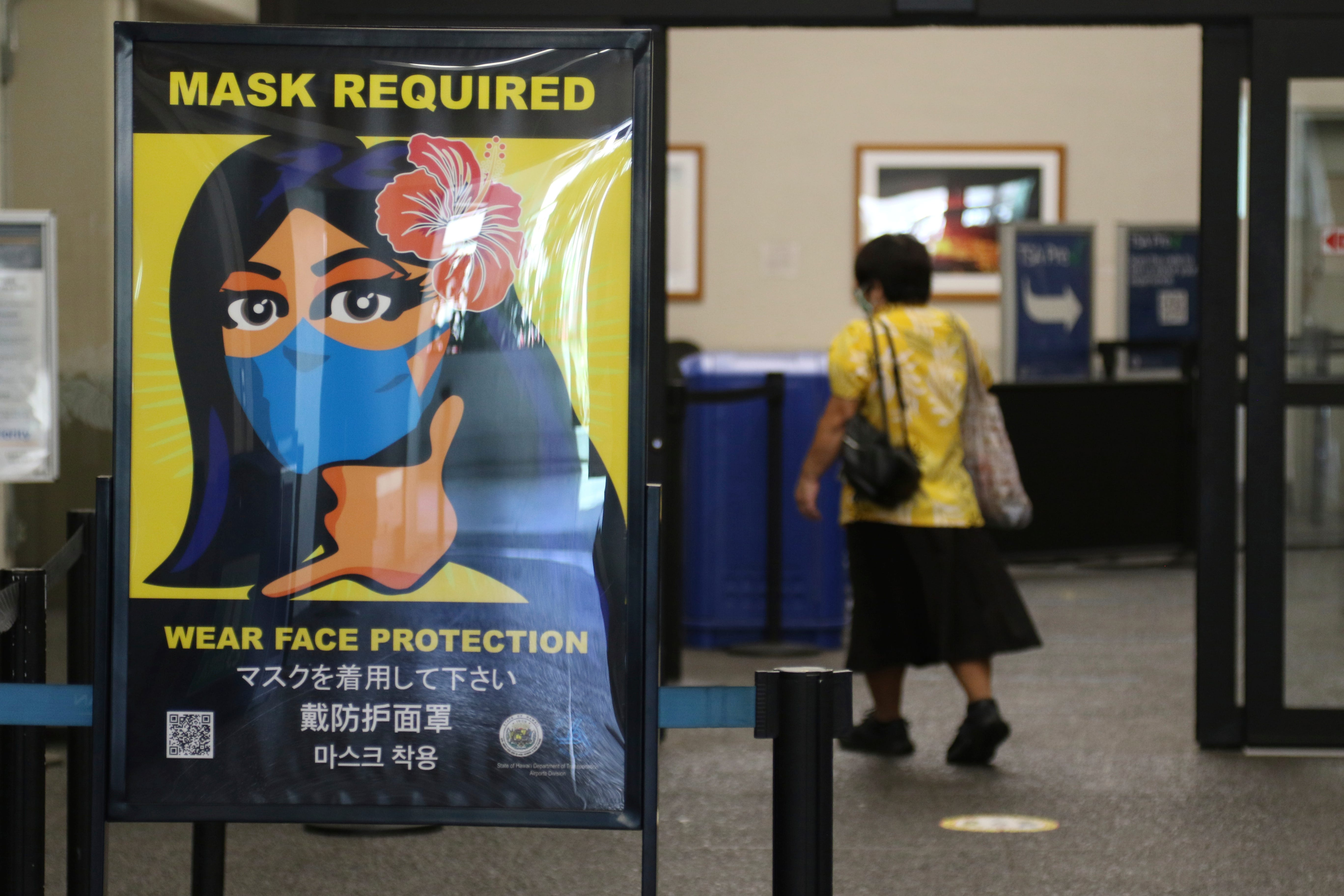 US extends face-mask requirement on planes until September 1