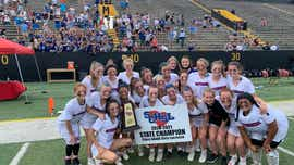 Riverside girls lacrosse finishes dream season with state title