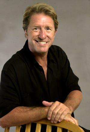 Wayne Boyd, photographed in 2003, during a failed run for Palm Springs mayor. Boyd lost to Ron Oden.