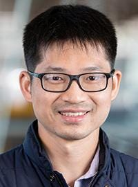 Youneng Tang, assistant professor in the Department of Civil and Environmental Engineering, FAMU-FSU College of Engineering