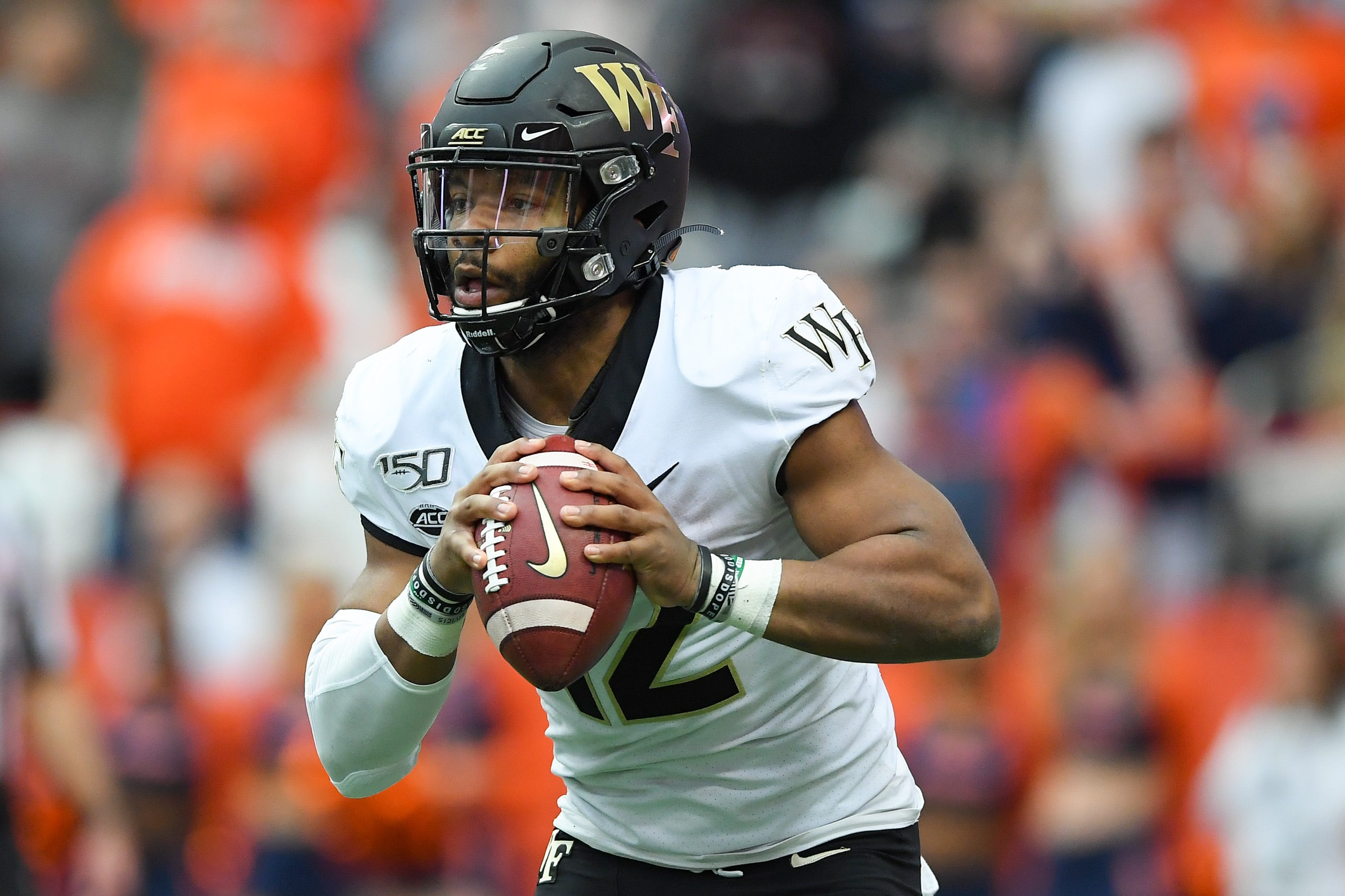 2021 NFL draft s best undrafted players: Cade Johnson, Jamie Newman offer big upside