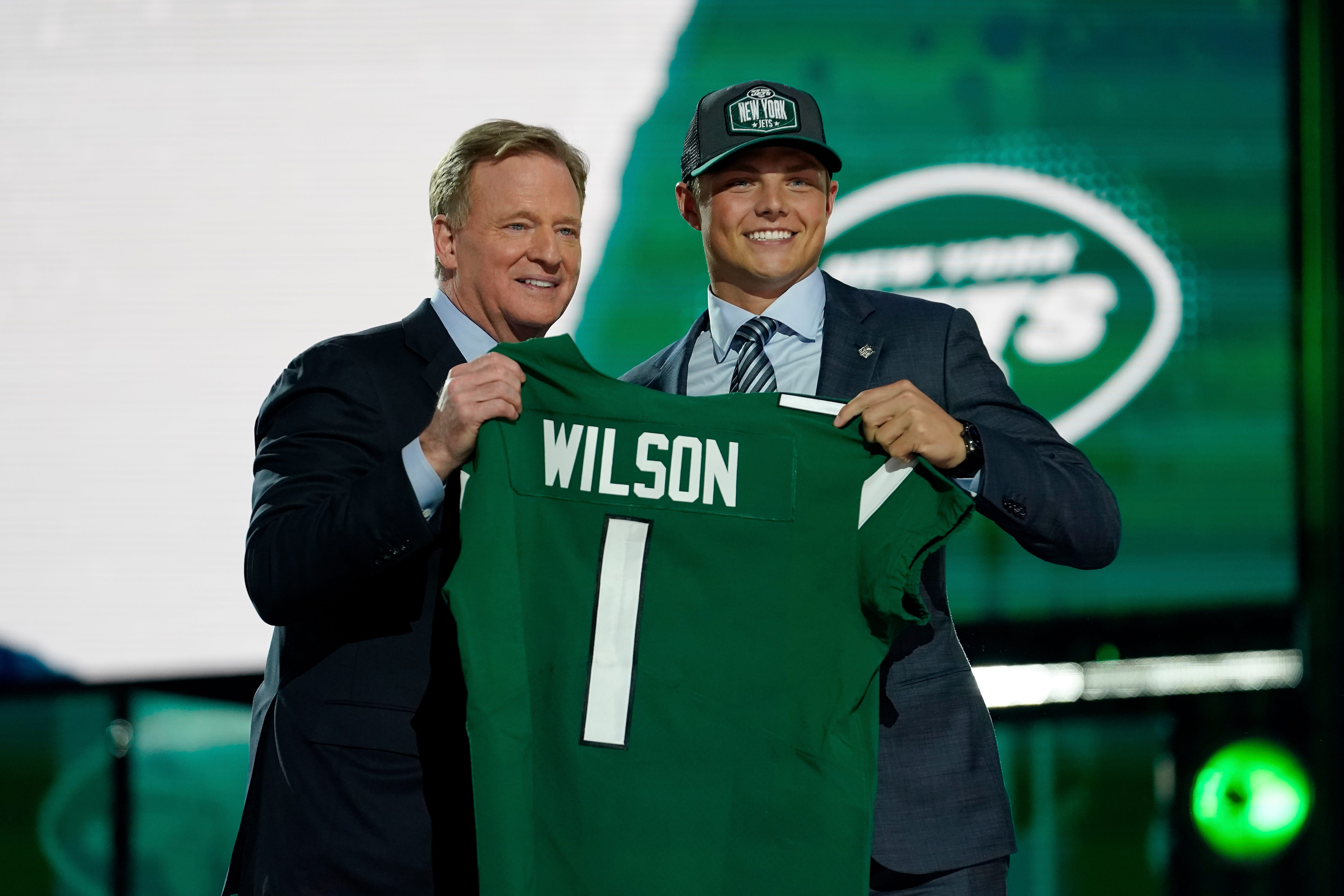 NFL draft grades: Bears, Jets among best team classes in 2021 while Raiders among worst