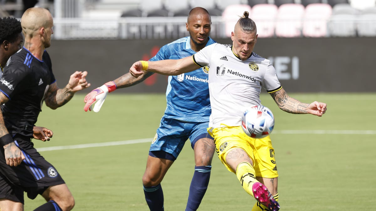 With Vito Wormgoor back, Columbus Crew has depth and intriguing battle at center back