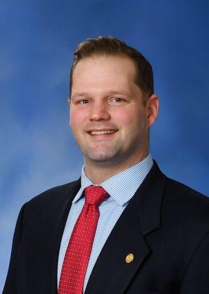 State Rep. Bryan Posthumus (R- Cannon Twp.)