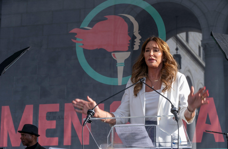 Caitlyn Jenner says transgender girls in girls' sports is 'unfair' 1