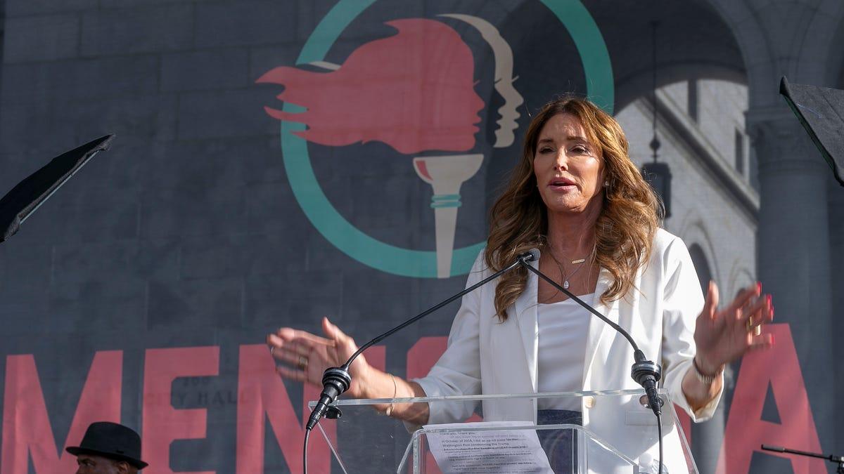 Caitlyn Jenner says transgender girls in girls' sports is 'unfair' 2