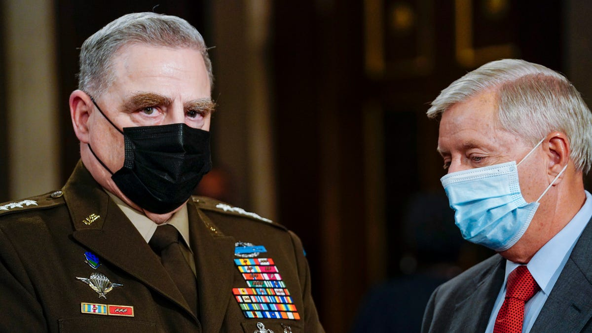 US general: Afghan forces could face 'bad possible outcomes' against Taliban 2